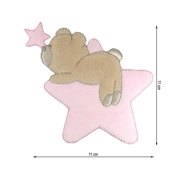 Parche termo osit+estrellas rs