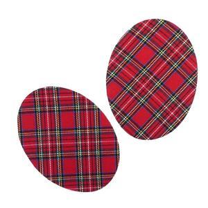 Coderas escoces mini rojo+verd