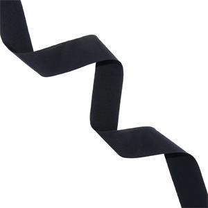 Goma punto 25mm.negro