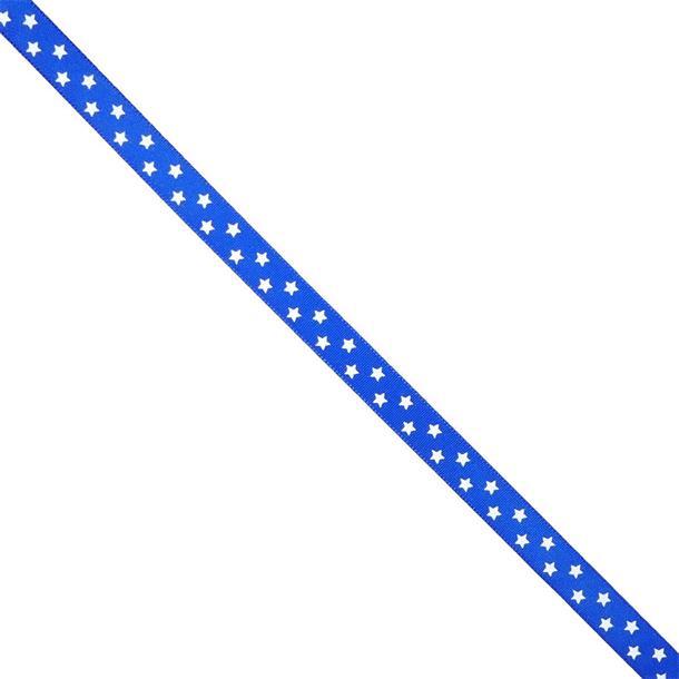 Cinta estrellitas 10mm.azulon