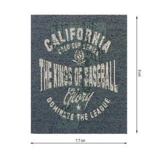 Parche the kings of baseball
