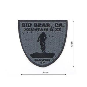 Parche tejido big bear