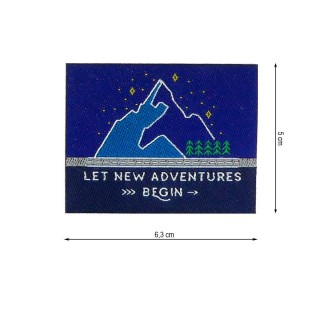 Parche let new adventures begi