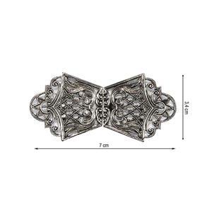 Broche metal corona 25mm.ptvja