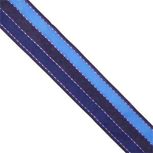 Cinta puntadas t/9 beren.+azul
