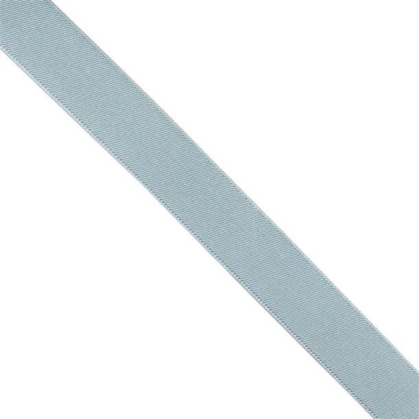 Goma elastica 25mm.gris claro