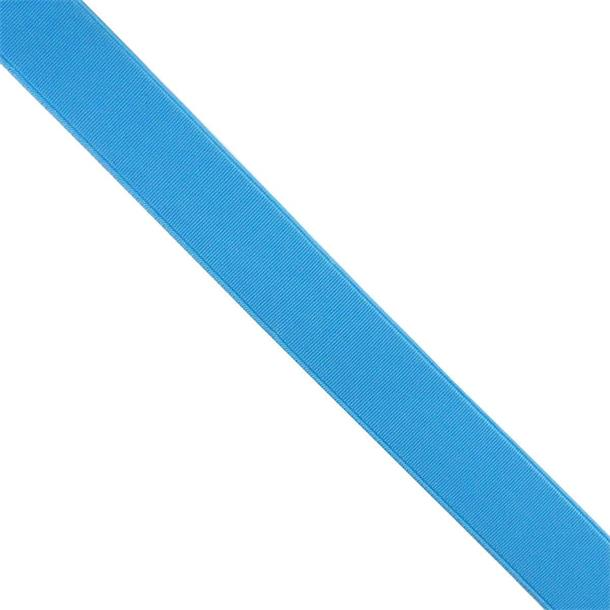 Goma elastica 25mm. turquesa