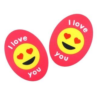 Codera par mini i love you
