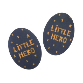 Codera par mini little hero