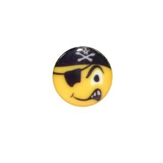 Boton emoticono t/p pirata