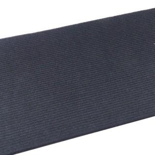 Goma elastica 200 mm. negro