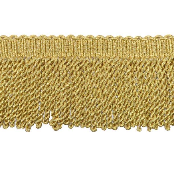 Fleco rapacejo 11 cm.dorado