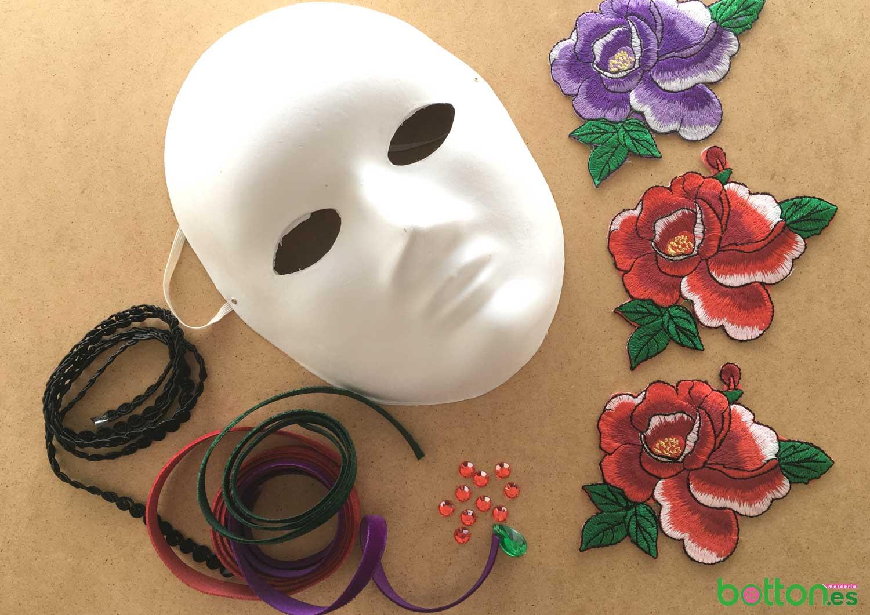 Diy Máscara Catrina Mexicana Para Este Halloween